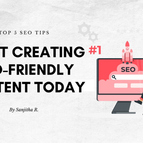 How to create SEO friendly content.